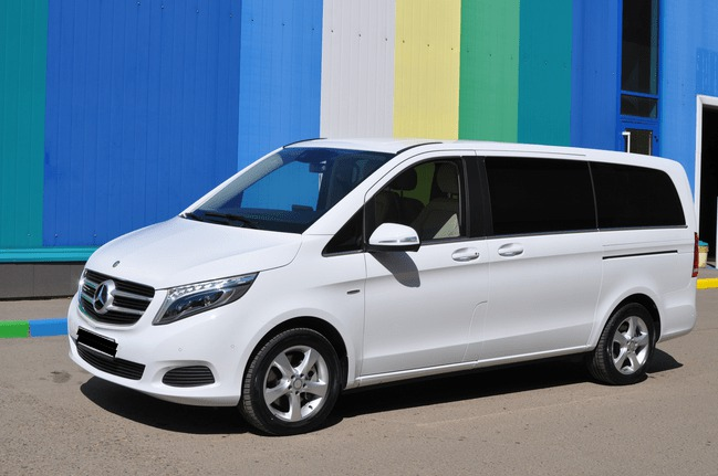 Mercedes Viano Vito new V-class