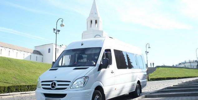 Автобус Mercedes Sprinter 20 мест