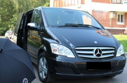 Mercedes Viano Vito от 800 руб/час