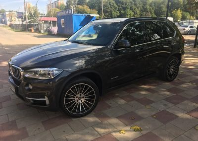 BMW X5 3.0 TURBO 2018