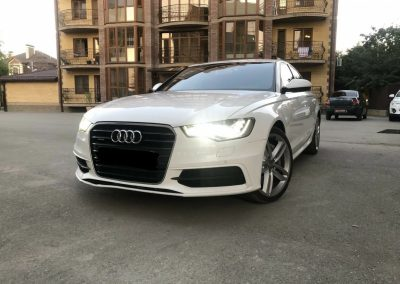 AUDI A6 2.0 TURBO AT 2018
